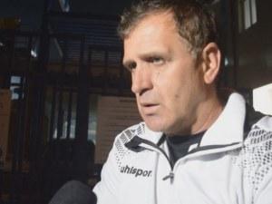 Акрапович: Не мога да кажа нищо лошо за отбора ми ВИДЕО