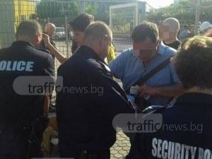Фен на Ботев отърва с ловкост 300 лева акт за пиене на бира край стадиона