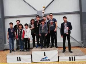 Шахклуб Пловдив с титла и две втори места от държавното СНИМКИ