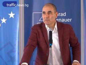 Цветанов разкри намеренията на ГЕРБ за предстоящите избори ВИДЕО