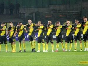 Ботев с група от 17 играчи срещу Левски днес