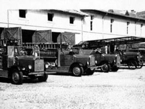 Истории от Пловдив: Как бе създадена Пожарната СНИМКИ