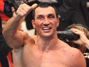 Кличко готви сензационно завръщане на ринга