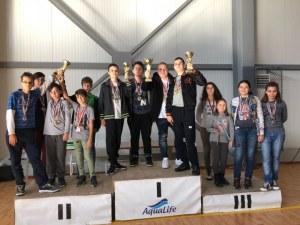 Надеждите на шахклуб Пловдив с куп призови места от държавното