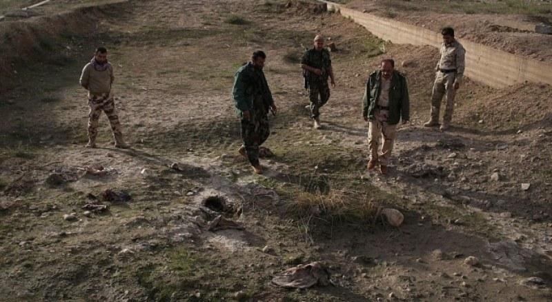 Останки на над 1200 души, убити от Ислямска държава, откриха в Ирак
