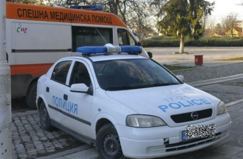 Шофьор на Мерцедес счупи носа на 18-годишен пешеходец в Сливен