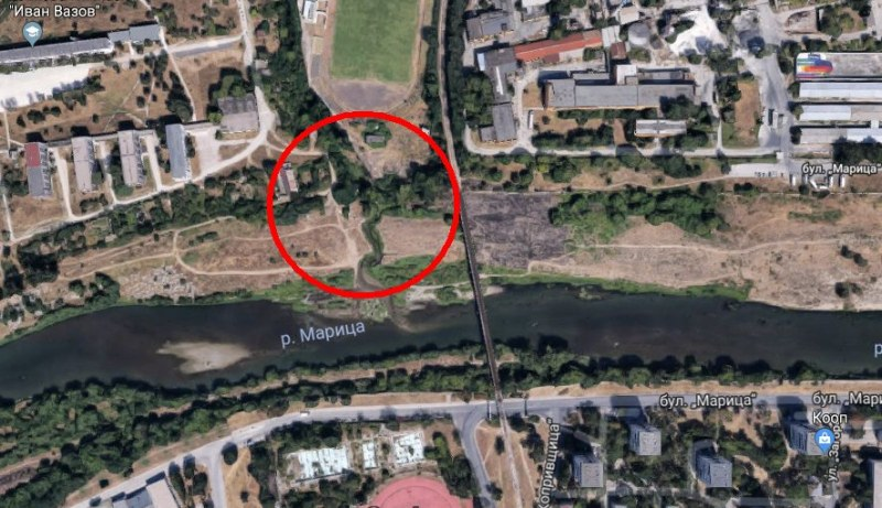 Изчистват пречките пред новия мост над река Марица! Общината купува терен от 2,7 дка
