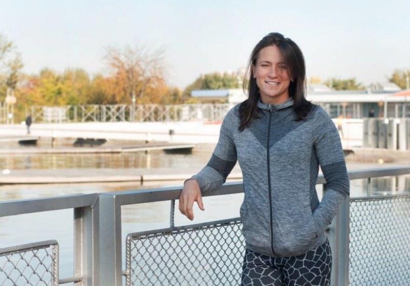 Станилия Стаменова: Прекрасно е изкуството да помага на спорта СНИМКИ