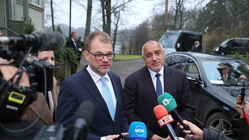 Борисов: В ЕС се прилагат двойни стандарти за Шенген