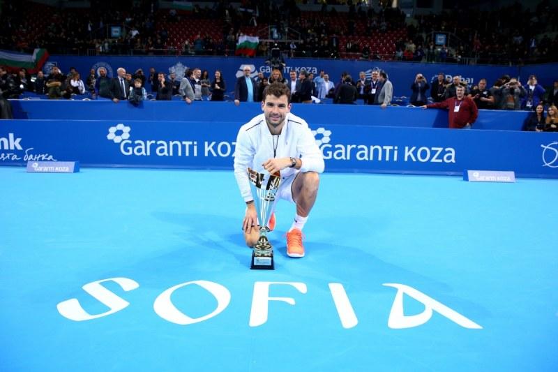 Чакаме двама от Топ 10 на тенис турнира в София, може и Гришо да дойде