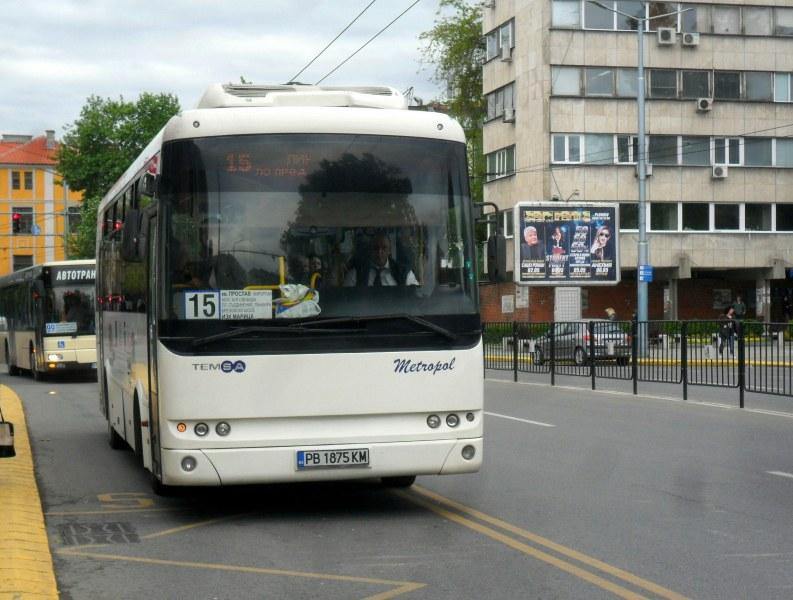 Може ли да стане безплатен градският транспорт в Пловдив? Говорят общинарите