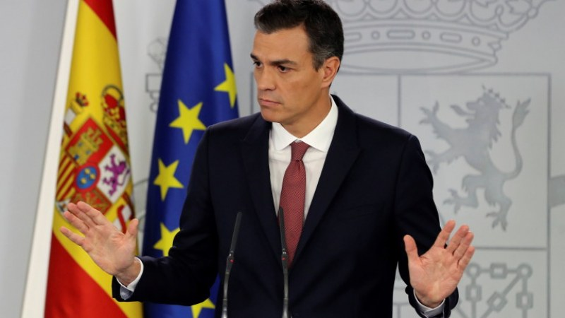 Осуетиха опит за убийство на испанския премиер