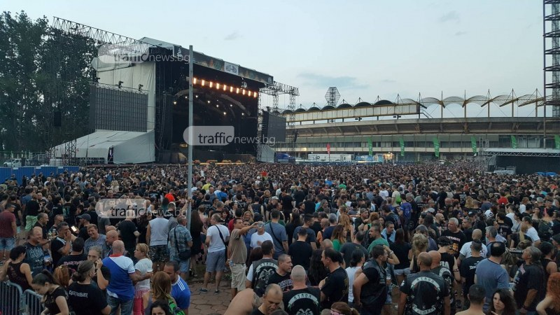 Заради Metallica: Местят Hills of Rock 2019