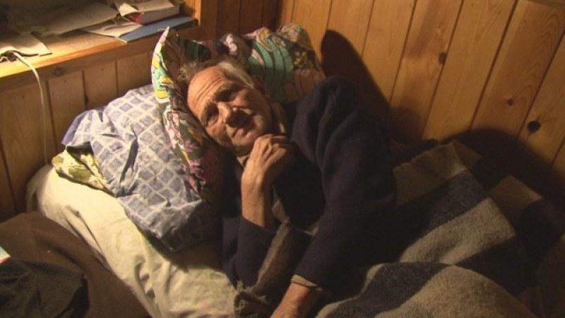 Нападнатият пенсионер в Пазарджишко: Хвана ме за гушата и каза, че ще ме убие