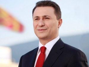 Окончателно! Бившият македонски премиер Никола Груевски влиза в затвора