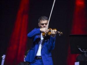 Васко Василев омагьоса с танго, Стинг и Мориконе публиката в Пловдив СНИМКИ