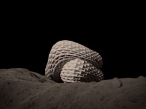 Живот на Луната? Архитекти обсъждат как да я колонизираме