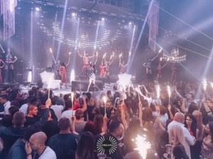 Алисия закри звездните гостувания в Megami Club Plovdiv за тази седмица