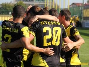 Младок с дебютен гол при мъжете при измъчена победа на Ботев