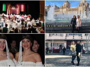 Пловдивчанки вдигнаха Испания на крака ВИДЕО и СНИМКИ