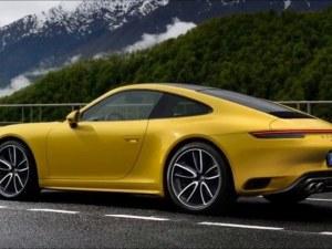 Разпространиха снимки на новото Porsche 911! Вижте ги