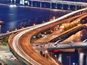 Рухна мост в град Кавала!