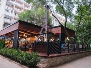 """Ресторант """"Малкия Париж"""" на косъм от пожар заради изтичане на газ"""