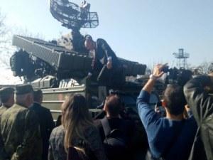 Румен Радев: Оставката сега не е решение, а абдикация от отговорност СНИМКИ+ВИДЕО
