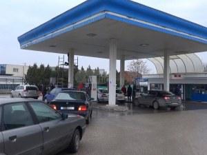 След протестите горивата в Пловдив поевтиняха рязко - ето с колко и къде