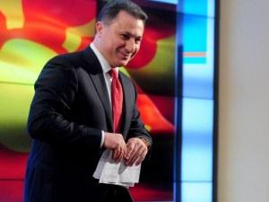 Трети ден издирват бившия македонски премиер, няма и следа от него