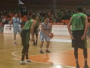 Академик Бултекс 99 загуби българското дерби в Балканската лига
