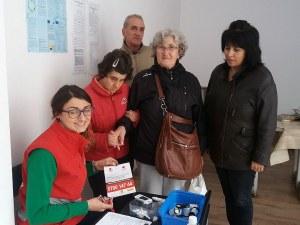 Измерват безплатно кръвната захар в Пловдив