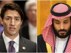 Канада е чула аудиозаписи, свързани с убийството на Кашоги