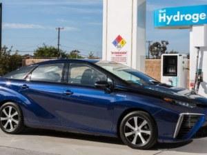 Забравете за електромобилите! Бъдещето е във водородните коли
