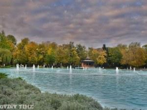Първи здрави ремонти по Пеещите фонтани, 3 години след откриването им