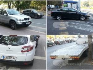 Пловдивчанин хвана в крачка над 10 нарушители около Второ ДКЦ СНИМКИ