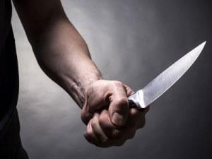 Пловдивчанин заплашвал с нож онкоболната си съпруга, пребивал я, защото... закъснявала