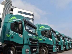Пловдивска компания инвестира 10 млн. лева в камиони, които не замърсяват въздуха СНИМКИ+ВИДЕО