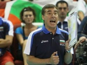 Силвано Пранди се завръща начело на волейболния национал