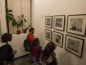 Роджър Балън впечатли пловдивчани с уникална изложба СНИМКИ