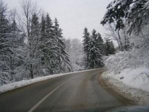 Сняг в голяма част от страната, ето кога и къде ВИДЕО