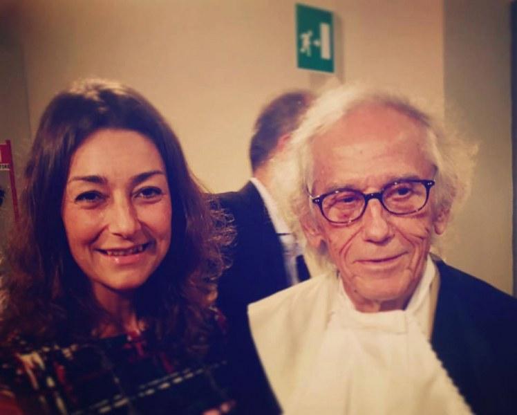 Кристо и Жан-Клод - желязната двойка в работата и в живота СНИМКИ