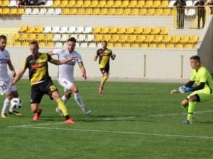 Ботев Пловдив победи Ботев Гълъбово в контрола