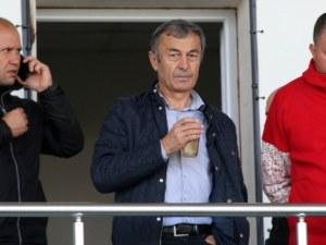 ЦСКА смени всички шефове накуп