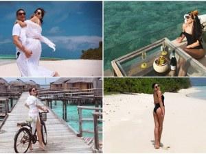 Всички на Малдивите се обръщат след модната диктаторка на Пловдив СНИМКИ
