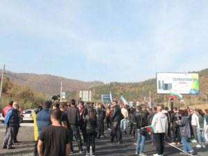 Протестиращи: Шефът на Пътно управление забранил протест с фалшив документ