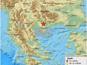 Земетресение 3,7 тресна Гърция! Усетиха го и в Югозападна България