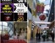 Черният петък в пловдивски мол ще е Черен уикенд с Черна завеса! Дръпнете я! СНИМКИ