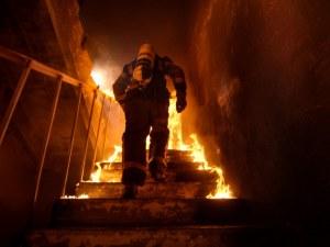 Бездомник загина при пожар тази нощ, друг е с изгаряния