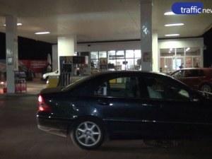 Невиждан протест блокира бензиностанциии в Сопот и Карлово ВИДЕО